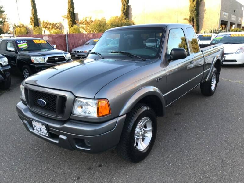 2004 Ford Ranger for sale at C. H. Auto Sales in Citrus Heights CA