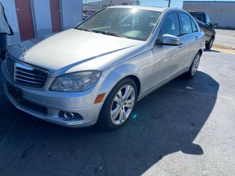 2010 Mercedes-Benz C-Class for sale at All American Autos in Kingsport TN