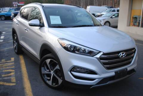 2016 Hyundai Tucson for sale at Ramsey Corp. in West Milford NJ