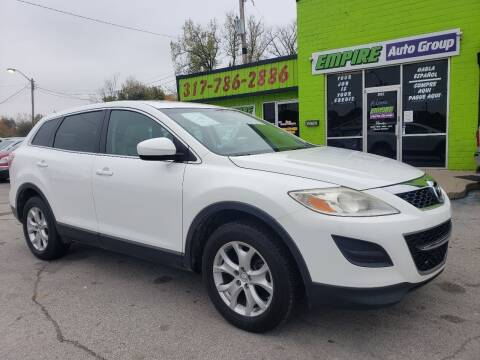 2011 Mazda CX-9 for sale at Empire Auto Group in Indianapolis IN