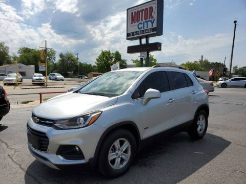 2017 Chevrolet Trax for sale at Motor City Sales in Wichita KS