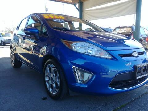2011 Ford Fiesta for sale at Low Auto Sales in Sedro Woolley WA