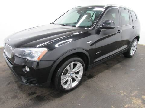 2016 BMW X3 for sale at Automotive Connection in Fairfield OH