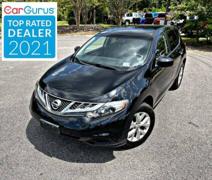 2014 Nissan Murano for sale at Brothers Auto Sales of Conway in Conway SC