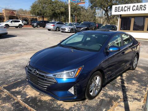 2020 Hyundai Elantra for sale at Beach Cars in Fort Walton Beach FL