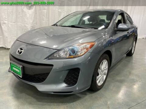 2012 Mazda MAZDA3 for sale at Green Light Auto Sales LLC in Bethany CT