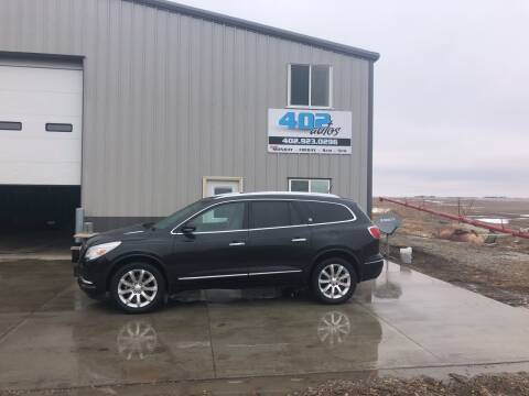 2014 Buick Enclave for sale at 402 Autos in Lindsay NE