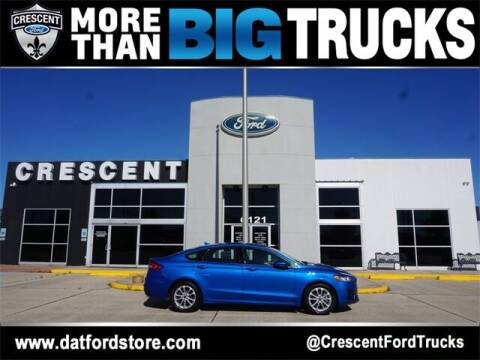 2020 Ford Fusion for sale at Crescent Ford in Harahan LA