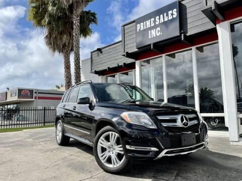 2014 Mercedes-Benz GLK for sale at Prime Sales in Huntington Beach CA