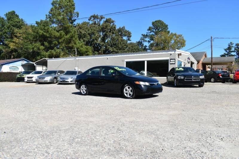 2008 Honda Civic for sale at Barrett Auto Sales in North Augusta SC