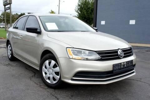 2015 Volkswagen Jetta for sale at CU Carfinders in Norcross GA
