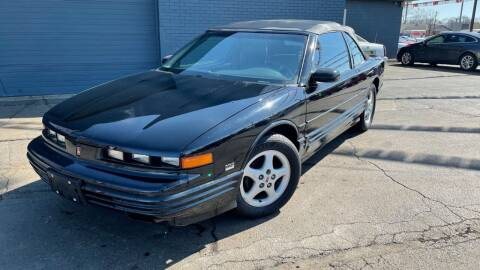 1995 Oldsmobile Cutlass Supreme for sale at ROUTE 6 AUTOMAX in Markham IL