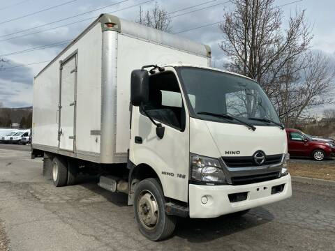 2016 Hino 195 for sale at HERSHEY'S AUTO INC. in Monroe NY