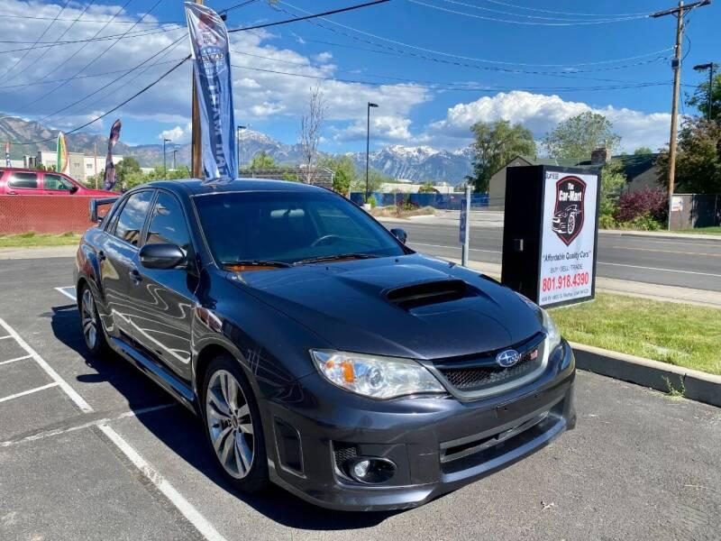 2014 Subaru Impreza for sale at The Car-Mart in Murray UT