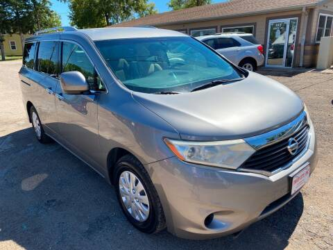 2012 Nissan Quest for sale at Truck City Inc in Des Moines IA
