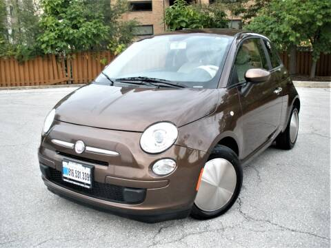 2013 FIAT 500 for sale at Autobahn Motors USA in Kansas City MO