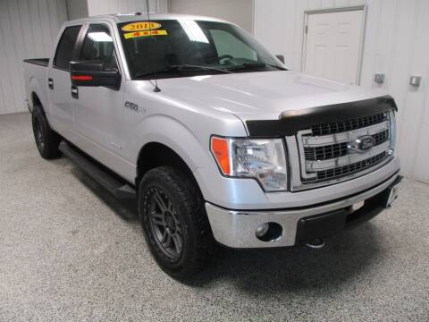 2013 Ford F-150 for sale at LaFleur Auto Sales in North Sioux City SD