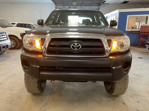 2010 Toyota Tacoma for sale at Ricky Auto Sales in Houston TX
