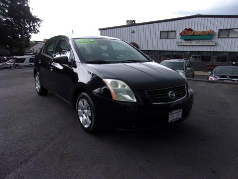 2009 Nissan Sentra for sale at Dorman's Auto Center inc. in Pawtucket RI