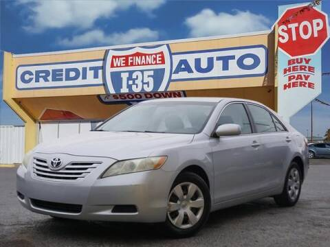 2007 Toyota Camry for sale at Buy Here Pay Here Lawton.com in Lawton OK