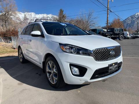 2017 Kia Sorento for sale at Berge Auto in Orem UT