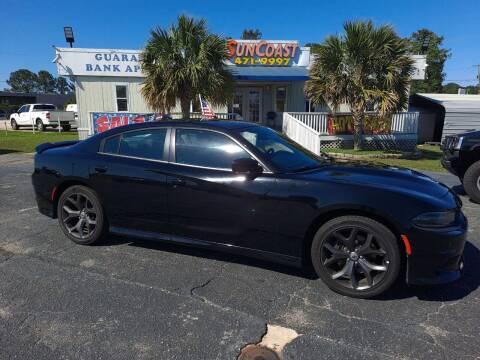 2019 Dodge Charger for sale at Sun Coast City Auto Sales in Mobile AL