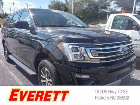 2019 Ford Expedition MAX for sale at Everett Chevrolet Buick GMC in Hickory NC