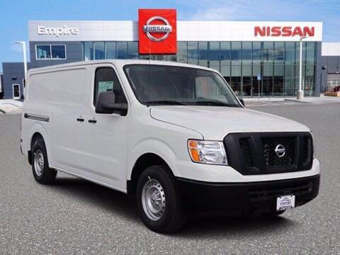 2021 Nissan NV Cargo for sale at EMPIRE LAKEWOOD NISSAN in Lakewood CO