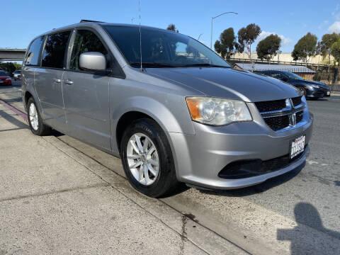 2014 Dodge Grand Caravan for sale at Beyer Enterprise in San Ysidro CA