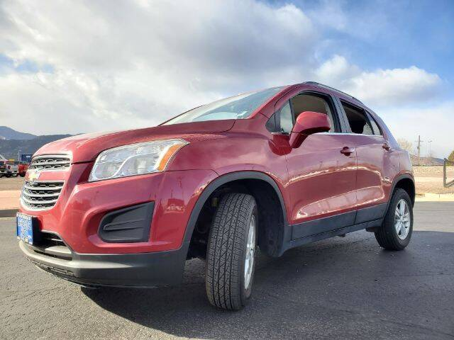 2015 Chevrolet Trax for sale at Lakeside Auto Brokers Inc. in Colorado Springs CO