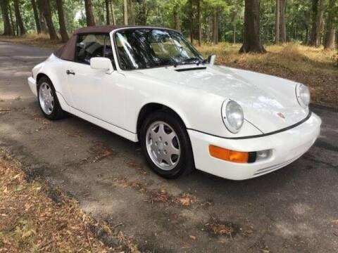 1990 Porsche 911 for sale at Roadtrip Carolinas in Greenville SC