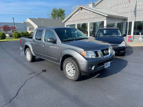 2016 Nissan Frontier for sale at Empire Alliance Inc. in West Coxsackie NY