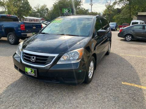 2010 Honda Odyssey for sale at BK2 Auto Sales in Beloit WI