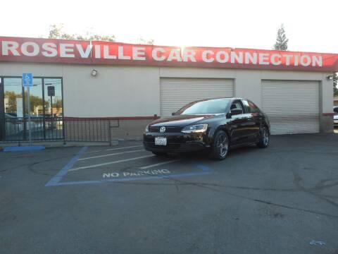 2014 Volkswagen Jetta for sale at ROSEVILLE CAR CONNECTION in Roseville CA