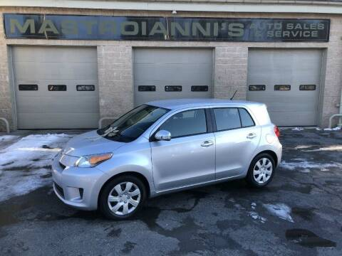 2013 Scion xD for sale at Mastroianni Auto Sales in Palmer MA