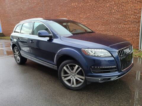 2013 Audi Q7 for sale at Minnesota Auto Sales in Golden Valley MN
