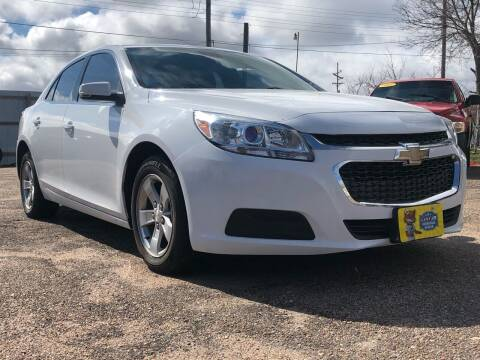 2016 Chevrolet Malibu Limited for sale at El Tucanazo Auto Sales in Grand Island NE