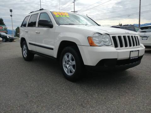 2009 Jeep Grand Cherokee for sale at Low Auto Sales in Sedro Woolley WA