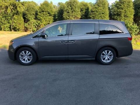 2014 Honda Odyssey for sale at DON'S AUTO SALES & SERVICE in Belchertown MA