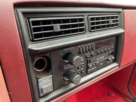 1987 Chevrolet Blazer