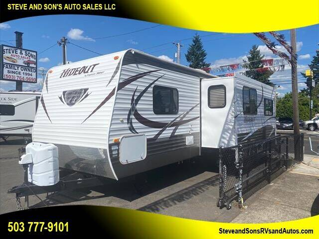 2013 Keystone Hideout for sale at Steve & Sons Auto Sales in Happy Valley OR