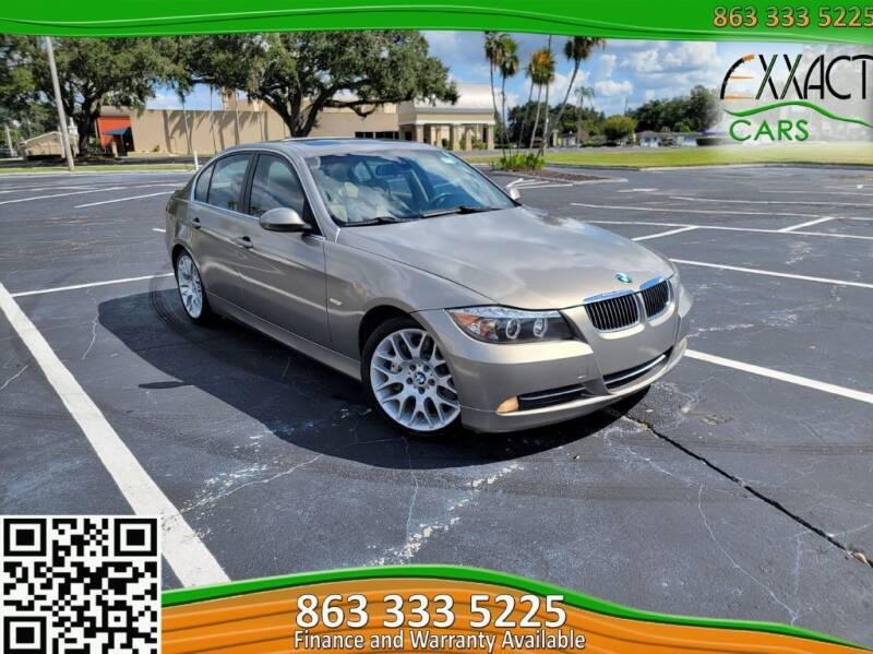 2008 BMW 3 Series for sale at Exxact Cars in Lakeland FL