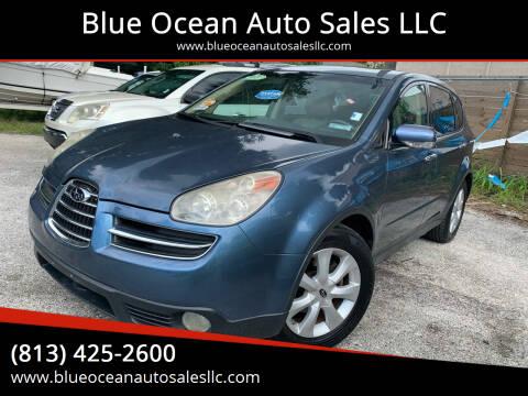2006 Subaru B9 Tribeca for sale at Blue Ocean Auto Sales LLC in Tampa FL
