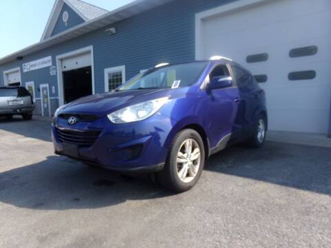 2012 Hyundai Tucson for sale at Pool Auto Sales Inc in Spencerport NY