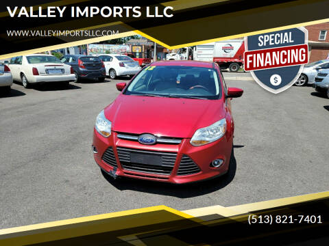 2012 Ford Focus for sale at VALLEY IMPORTS LLC in Cincinnati OH