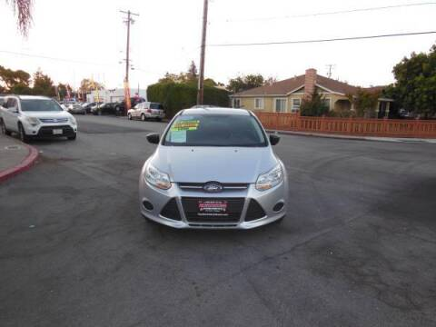 2014 Ford Focus for sale at Top Notch Auto Sales in San Jose CA