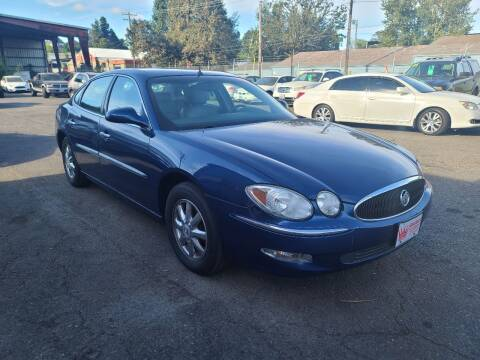2005 Buick LaCrosse for sale at Kingz Auto LLC in Portland OR