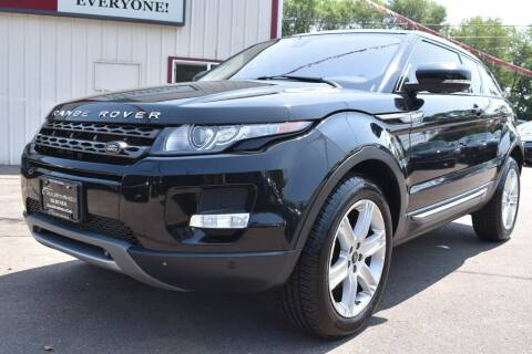 2013 Land Rover Range Rover Evoque Coupe for sale at Dealswithwheels in Inver Grove Heights MN