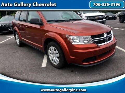 2014 Dodge Journey for sale at Auto Gallery Chevrolet in Commerce GA