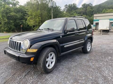 2007 Jeep Liberty for sale at USA 1 of Dalton in Dalton GA